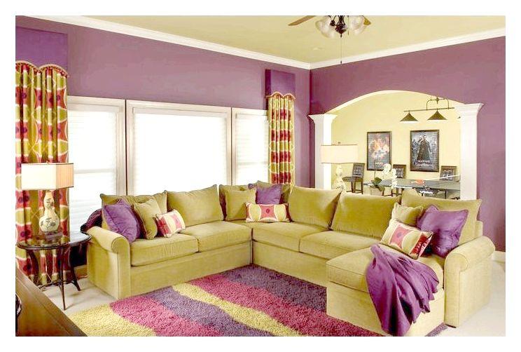 colores para pintar tu sala de estar Ideas De Pintura Para Sala Pinturas ANYPSA