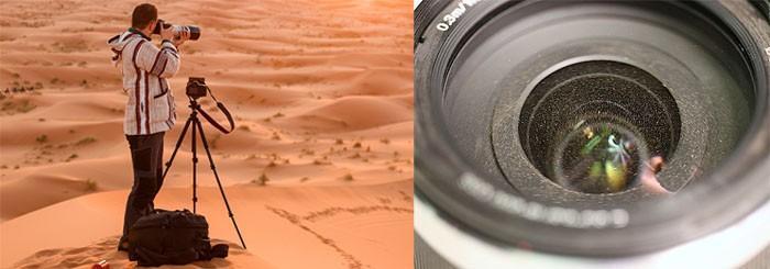 9 เคล็ดลับในการดูแลกล้องและอุปกรณ์ถ่ายภาพของคุณ7