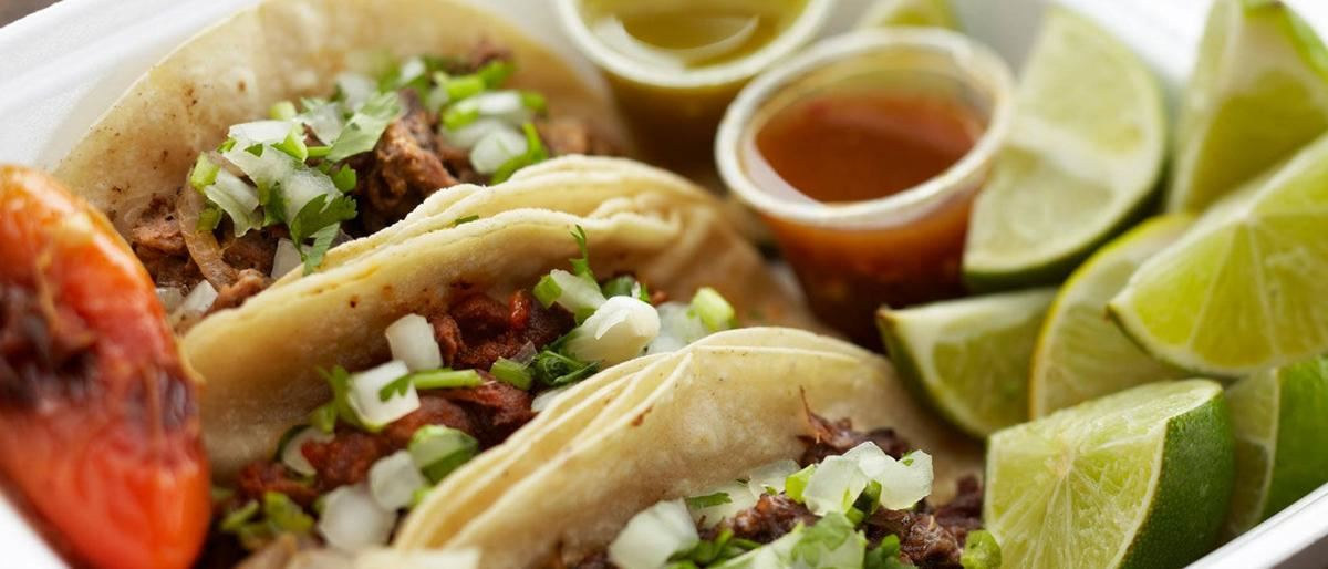 Find the perfect taco in Mesquite Texas