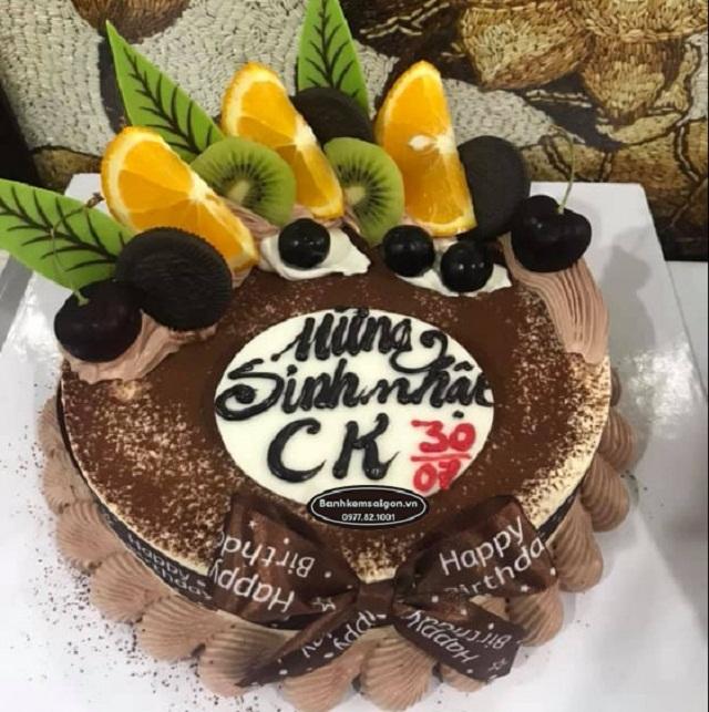 Hãy đến với banhkemsaigon.vn để được nhân viên tư vấn các mẫu bánh sinh nhật và báo giá