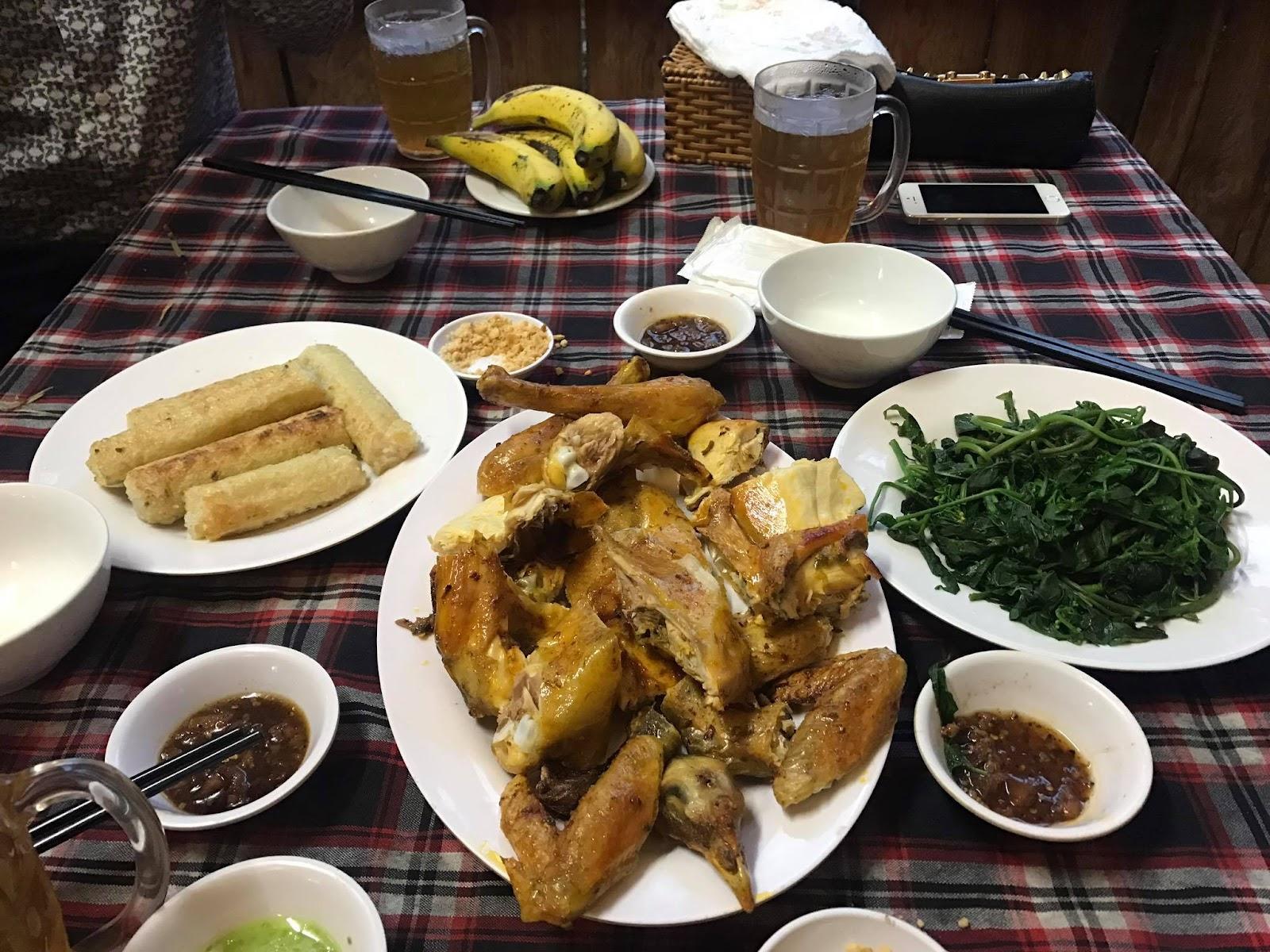 Quán ăn Hương Rừng – Đa Phú