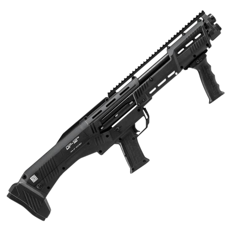 Standard MFG DP-12 Bullpup 12-Gauge Pump-Action Double-Barreled Shotgun