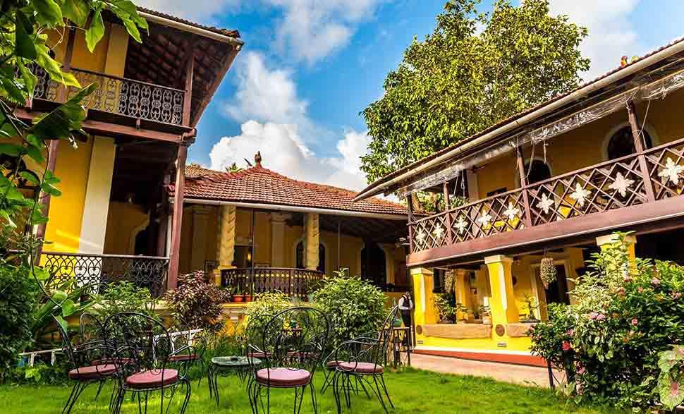 hotels in calangute