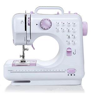 4. จักรเย็บผ้า XPX รุ่น sewing machine JD186