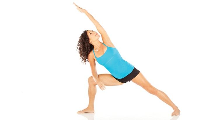Упражнения для боковых мышц