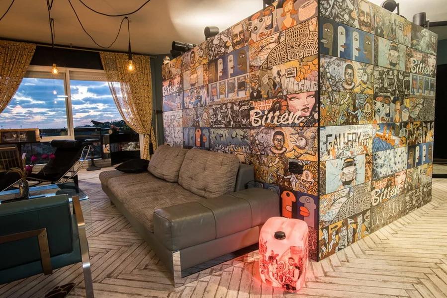 Apartamento multifuncional dos anos 70: Confira a história do Projeto de design inovador