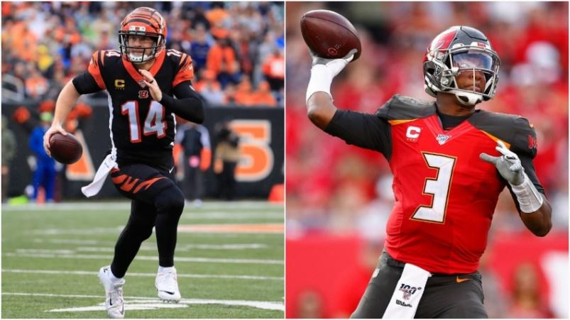 Free agency moves for Winston and Dalton?