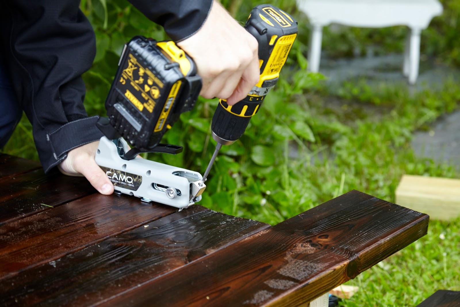 tips til hvordan du kan bygge terrasse