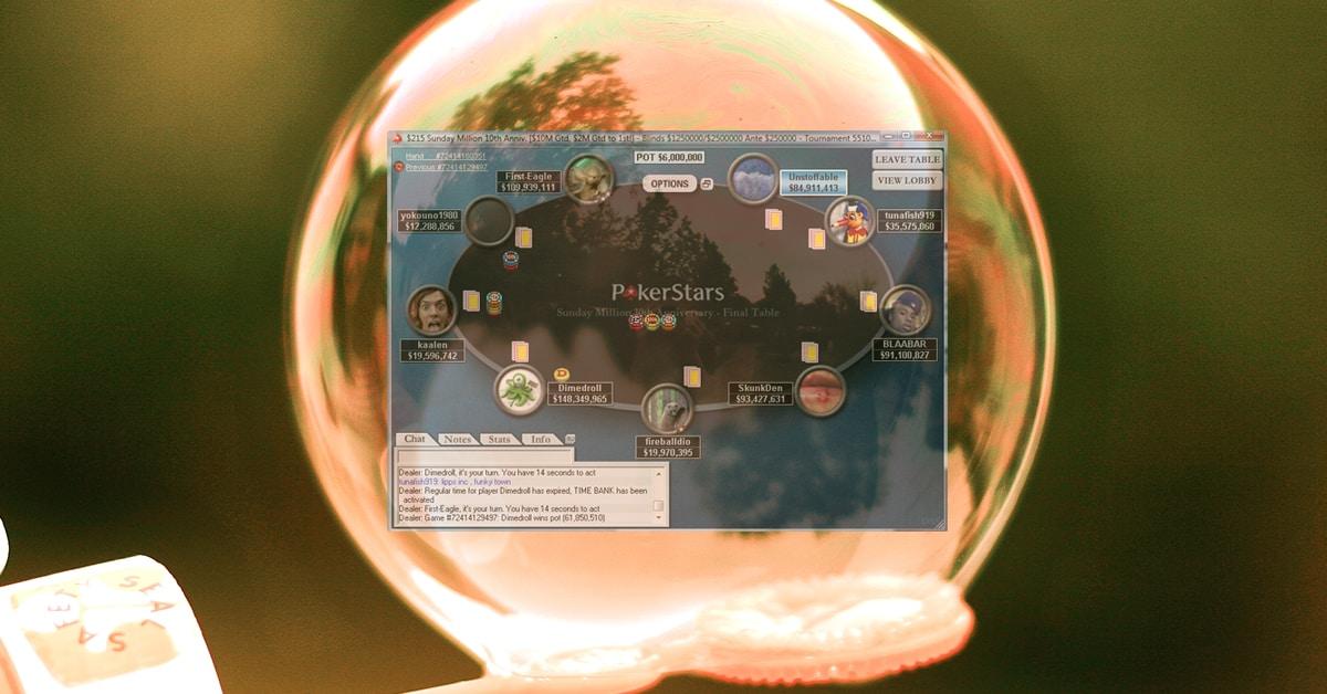 final table bubble strategy poker tournaments
