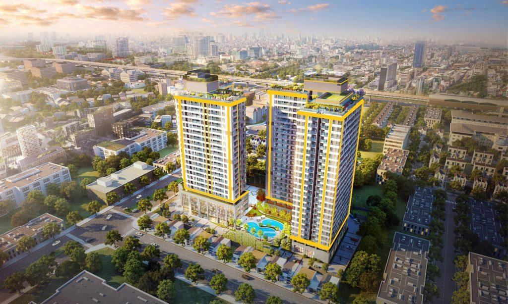 Đầu tư mua căn hộ chung cư tại Sài Gòn