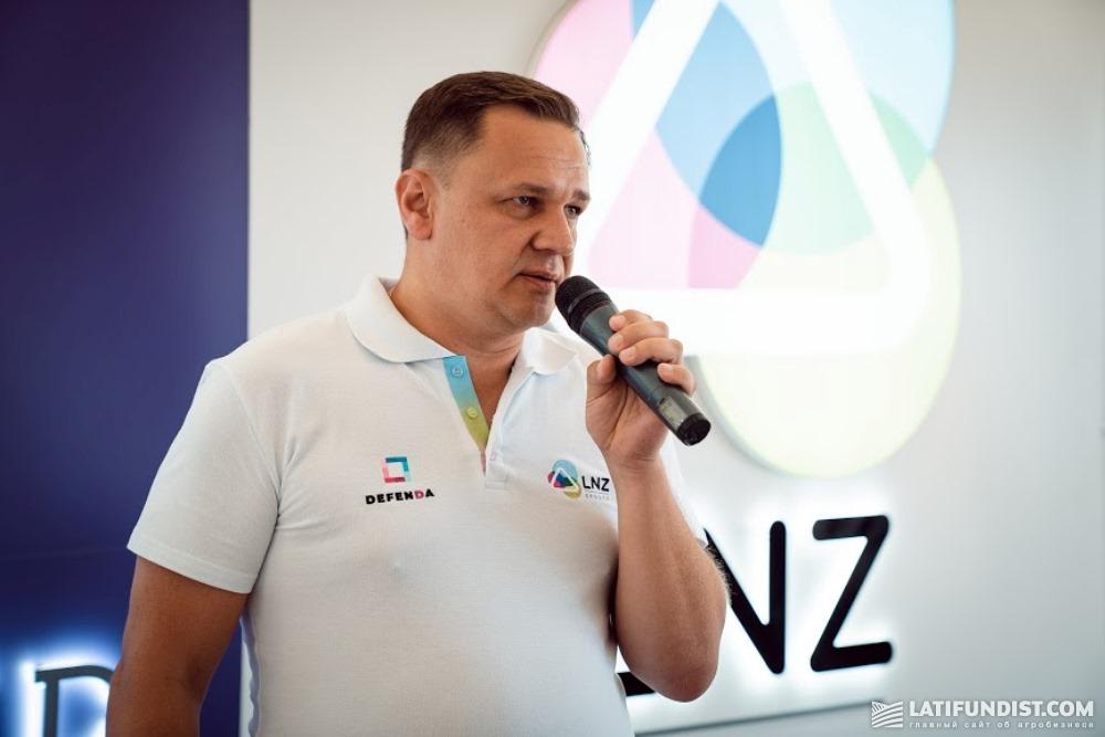 LNZ hub: знайомство з новими брендами та курс на індивідуальний підхід до кожного агровиробника фото 2 LNZ Group