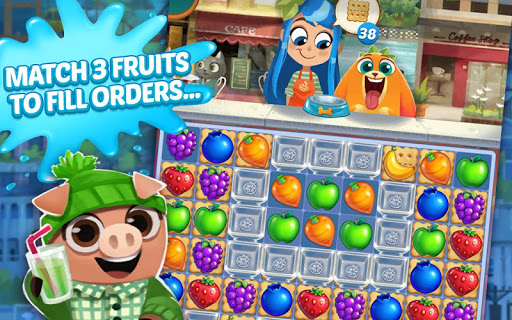 Juice Jam - Puzzle Game & Free Match 3 Games- screenshot thumbnail