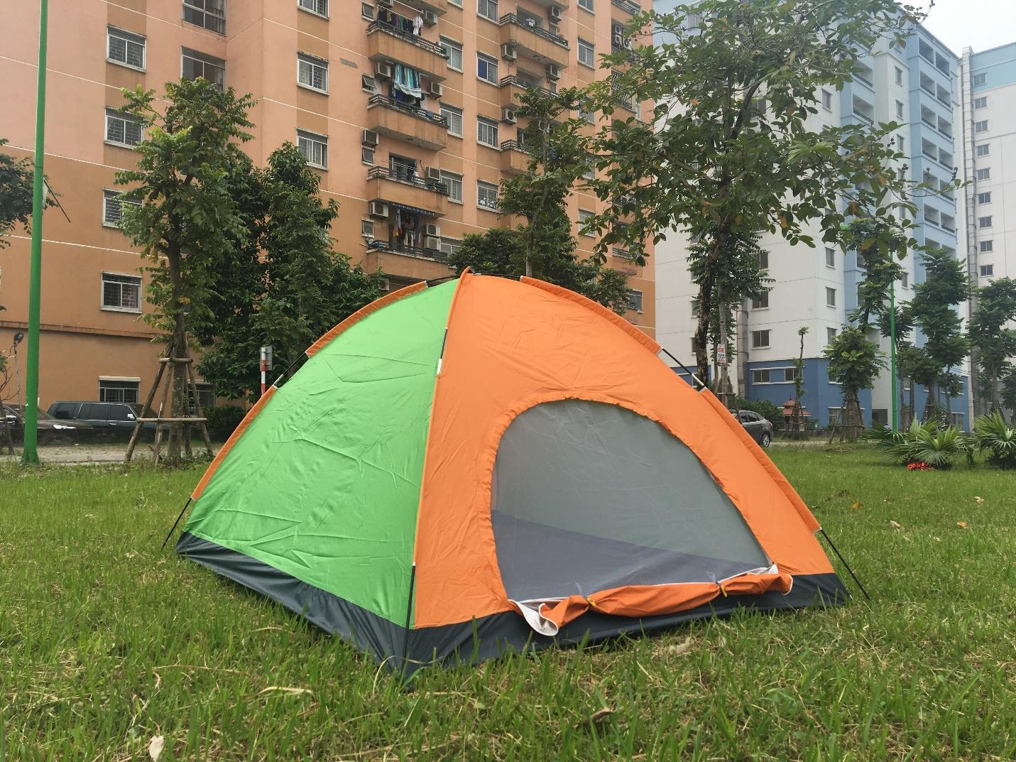 Giá của việc cho thuê lều trại có đắt đỏ không?