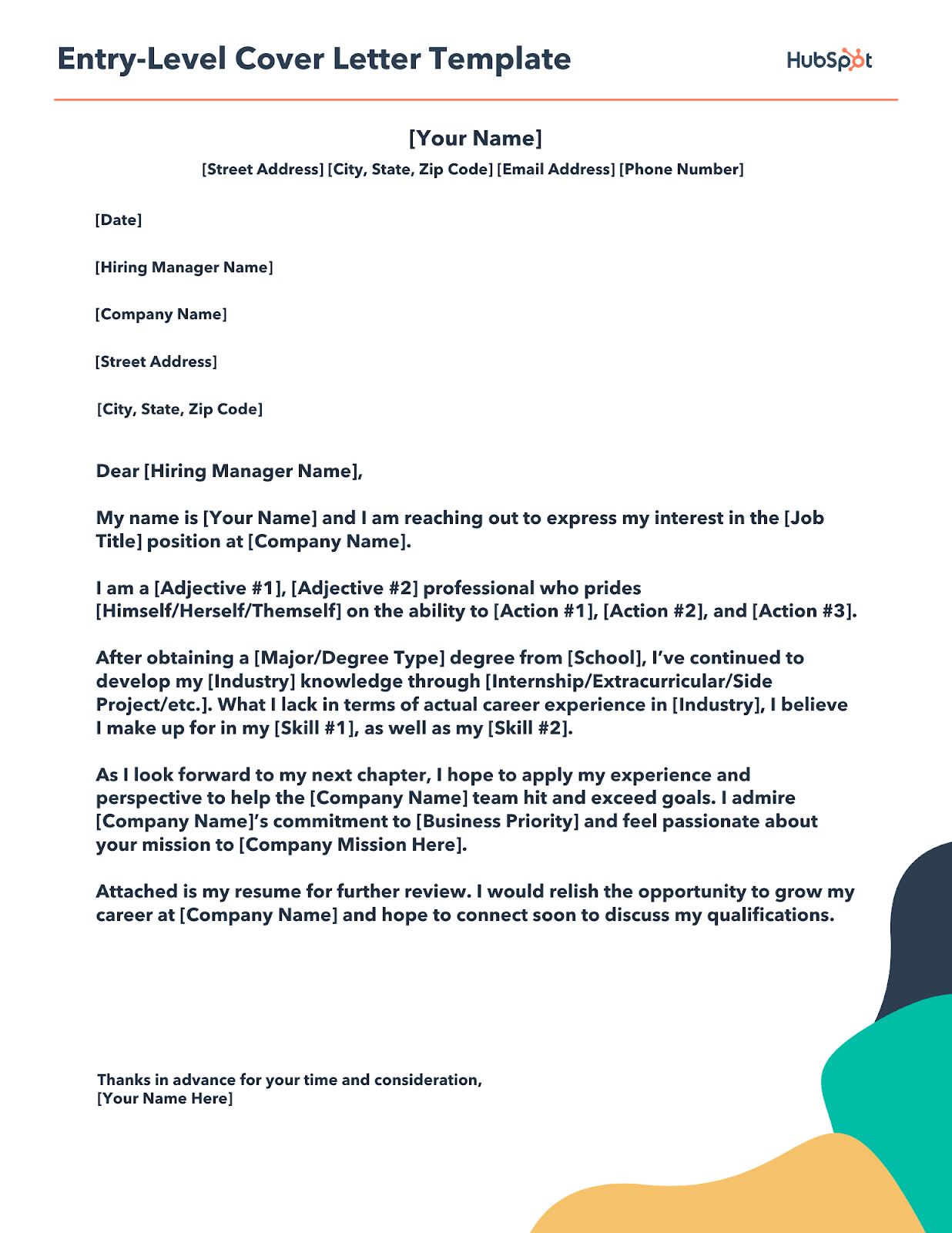 How To Write A Cover Letter For An Internship Examples Template