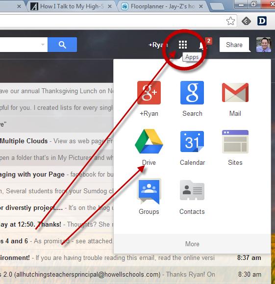 How To Create A New Google Doc Ryans Tech Tips - Create new google doc