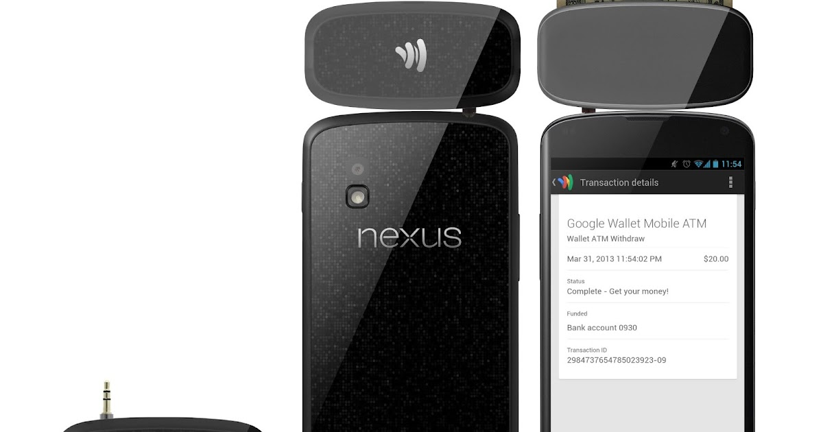 Introducing the Google Wallet Mobile ATM