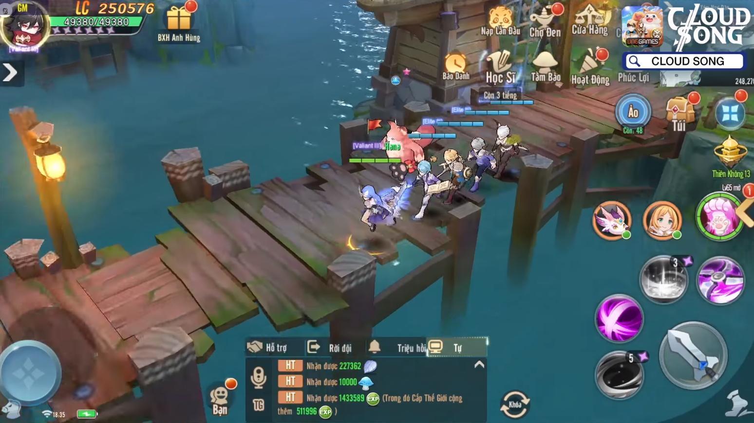 Bom tấn MMORPG mang đậm màu sắc Fantasy của VNG chính thức ấn định ngày phát hành - Ảnh 4.