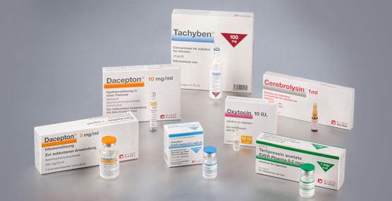 Products of EverPharma including Cerebrolysin