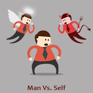Man Vs Nature Man Vs Man Man Vs Self