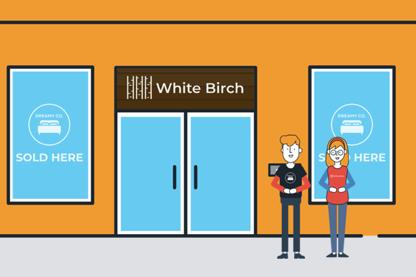 partner marketing illustration