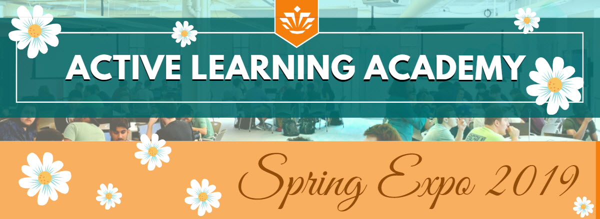 Active Learning Academy Spring Expo 2019