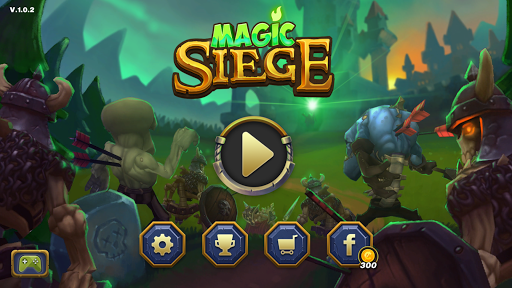 Magic Siege - Defender- screenshot thumbnail