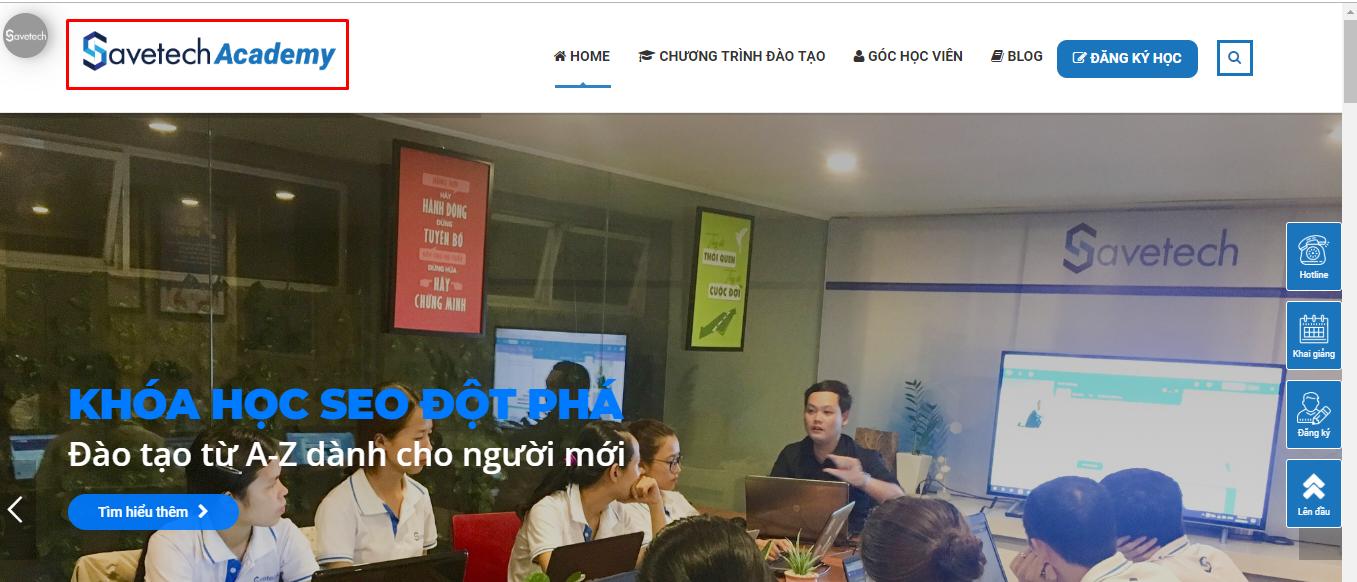 xây dựng thương hiệu cho seo website