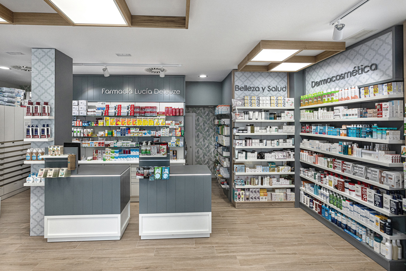 Lineal para Farmacia
