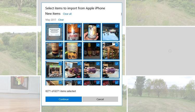 نقل صورك من آيفون عن طريق برنامج صور
