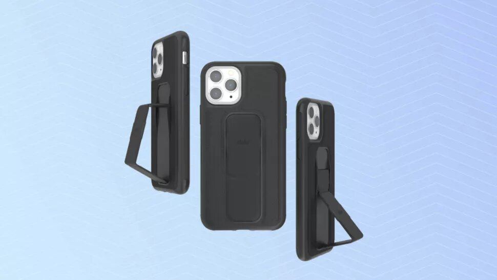 Clicker stand case for amazing grip and protection