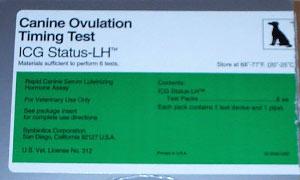 Kit Status-LH para la medición de hormona luteinizante en suero canino