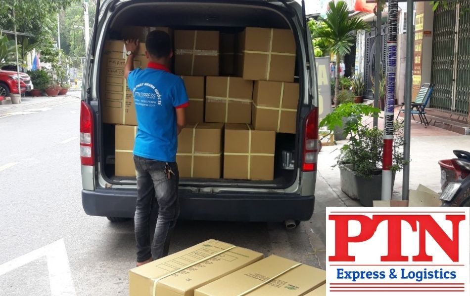 Vận chuyển hàng đi Mỹ tại PTN Express