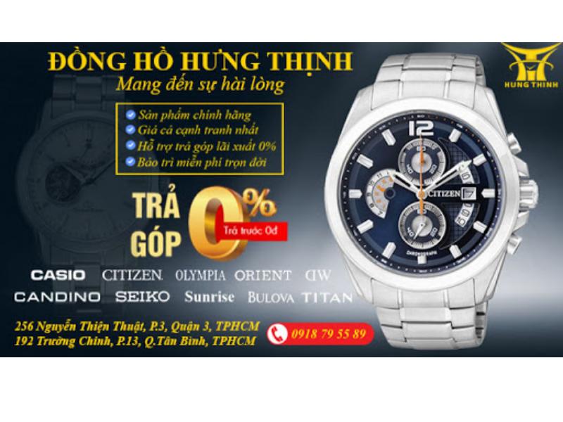 Các sản phẩm tại Hưng Thịnh luôn đảm bảo 100% chính hãng đi kèm với nhiều chính sách trả góp, bảo hành, khuyến mãi lớn.