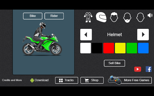 Moto Wheelie- screenshot thumbnail