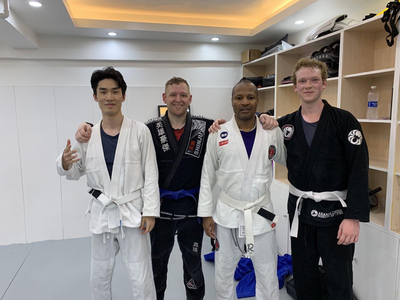 Pandemic China martial arts