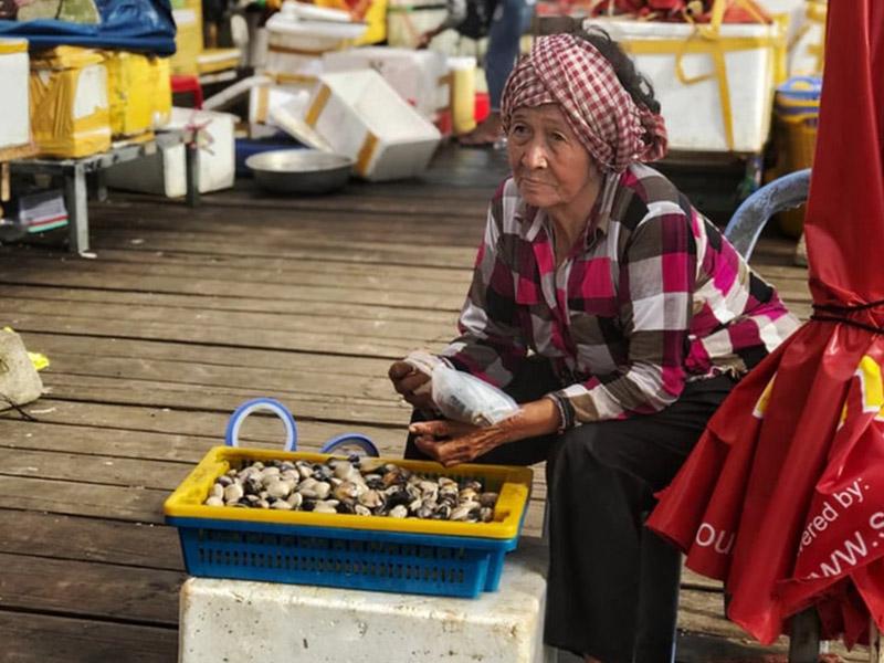 Kep seafood