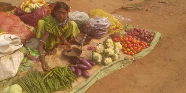 The Lives Of Odisha's Tribal Women Street Vendors In The Pandemic