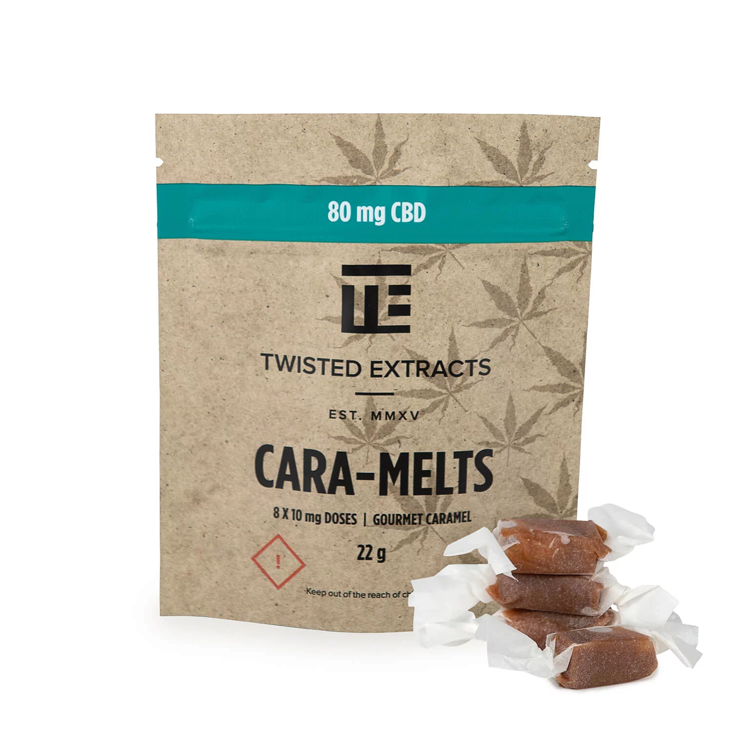CBD Cara-Melts