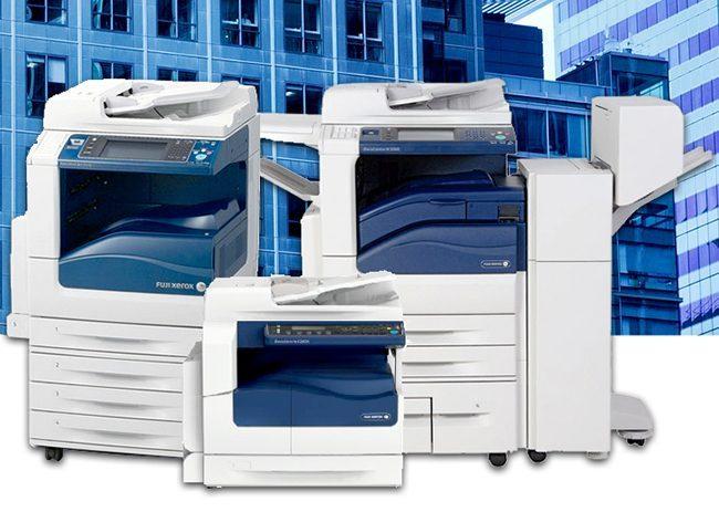 Nên tìm hiểu về đơn vị cho thuê máy photocopy