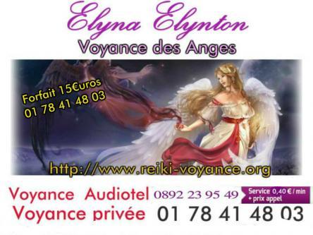 VOYANCE DES ANGES ELYNA