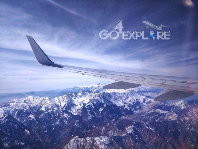 Delhi to Srinagar - Jet Airways Flight