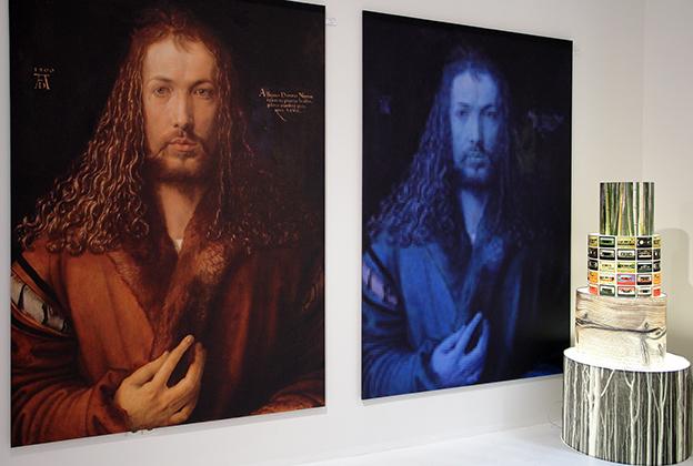 Im hinteren Ladenbereich, unserer neuen Ausstellungsfläche zeigen wir ebenfalls vor allem neue Motive