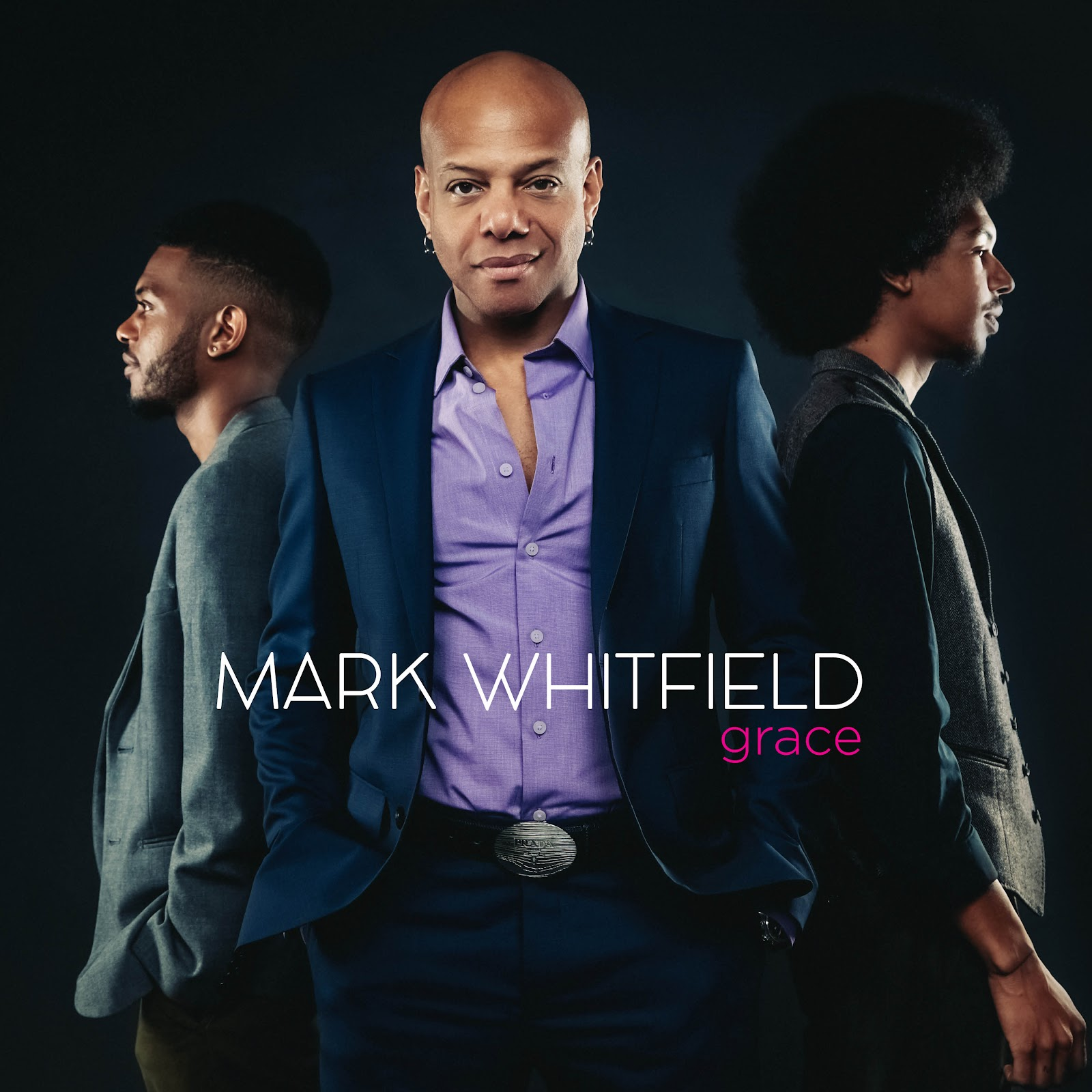 Image result for mark whitfield grace cd