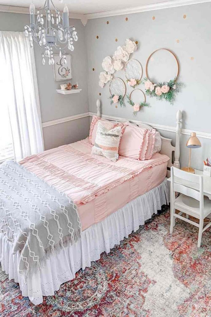 Decorate With Floral Accessories
