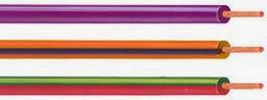 Codice colore cavi elettrici - ROSSI ELETTROFORNITURE