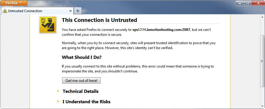Why Is My Website Not Secure Consider Switching From Http To