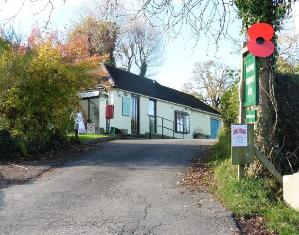 Dalwood community shop and post office