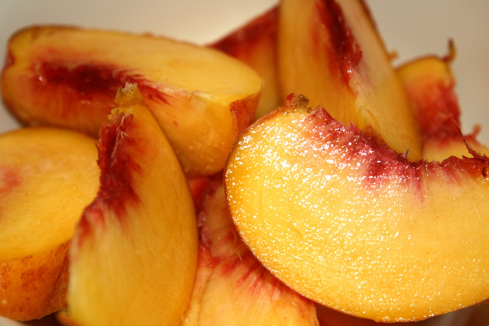 Health benefits of peaches for dogs