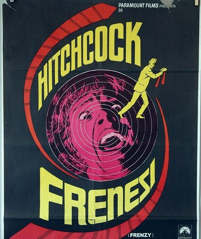 Frenesí (1972, Alfred Hitchcock)