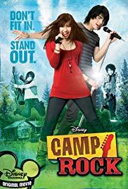 Image result for camp rock movie poster